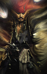 Jack sparrow ~ by OneDayGFX