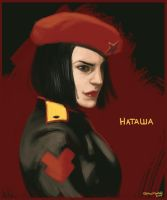 Natasha by stinenits