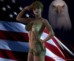 Memorial Day 2015 by MistressNoire