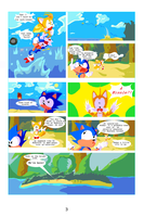 Sonic the Hedgehog the Comic pg 3 by bulgariansumo