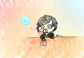 Xion - Bubbles by ChibiLOL