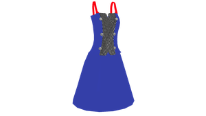 MMD Thor Dress DL by chickid11