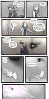 Folded: Page 99 (vs. Morty) by Emilianite