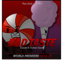 Candy And Cotton Candy: Bad Taste Album by CDUniverse22