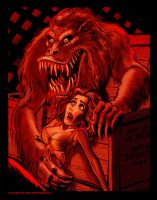 Creepshow: The Crate by BryanBaugh