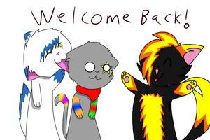 Welcome Back Cuplid by Rexart35