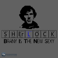 Brainy ZoomImage by Teebusters