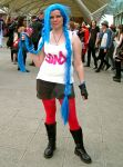 Jinx from League of Legends by ZeroKing2015