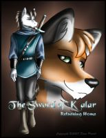 The Sword Of Kalar Cover 1 by FlyingPony
