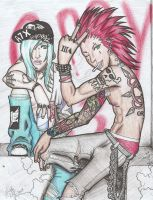 Light My Dark: Riku and Axel by AliciaEvan