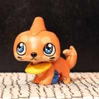 Buizel inspired LPS custom by pia-chu
