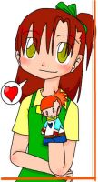 .:Tamers: Express Your Love:. by Digital-Dorkster