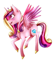 cadance by AtomicKitties