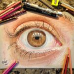 Mr morechairs Eye. by redosking