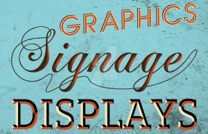 Graphics Signage Displays by Flich