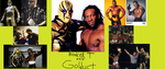 Booker T and Goldust by DraginKYle44