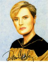 Star Trek - Tasha Yar by MikesStarArt