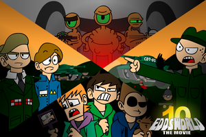 Eddsworld: The Movie - Poster 2 by SuperSmash3DS