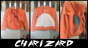 Charizard Jacket by FlyWheel68