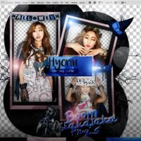 +HYORIN|PACK PNG|111 by iLoveMeRight