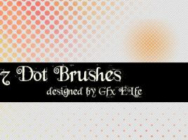Dot Brushes No 2 by gfx-elfe