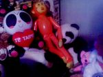 My Inflatable Monkey in XPRO Effect by PoKeMoNosterfanZG