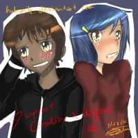 support Wybie and Coraline by huhsmile