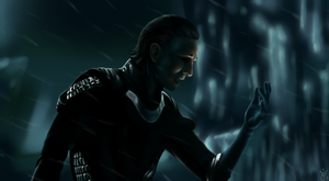 Frost Giant's Touch by DemonLuna