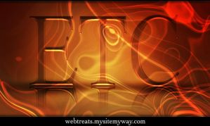 Translucent Fiery Text Effect by WebTreatsETC