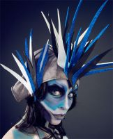 Cirque Du Soleil Makeup by Anesthetic-X