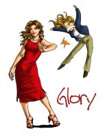 Glory by SoapCommittee by Buffy-fan