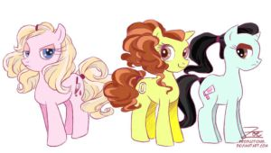 MPGiS - Ponies by ZOE-Productions