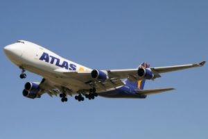 DFW 10 Atlas Air 747 by Atmosphotography