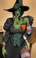 Wicked Witch by DoctorPretorius