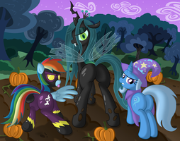 Night Mares by Ziemniax