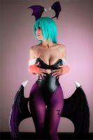 morrigan.. by Firestonex3