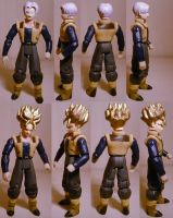 Dragonball end of Z Trunks ct by pgv
