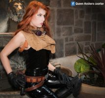Mara Jade Skywalker/Emperor's Hand 04 by Queen-Azshara