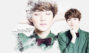 Sehun Miracles in December wallpaper by AnnisELF