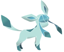 #471 ~ Glaceon by alexisrose1454