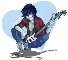Marshall Lee by czekoSaja