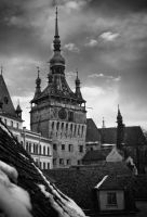 Sighisoara by niiFantasy