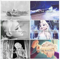 Elsa: The Kindest, Wisest, w/ the Brightest Smile by NoNameDEF