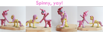 Spinny -- yay! by alltheApples