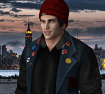 Infamous 2 Gif - Delsin funny animation by SovietMentality