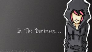 In The Darkness PSP Wallpaper by Mi-Chan104
