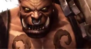 Garrosh Hellscream by Konack1