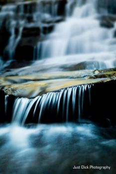 Little Waterfall by The-name1ess