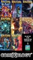The LOST KIDS on comixology by JoeyVazquez