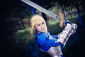 fate zero - nine by Phoenixiaoio